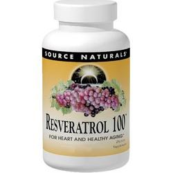 RESVERATROL 100™ 50% STANDARDIZED EXTRACT  120 TABLET