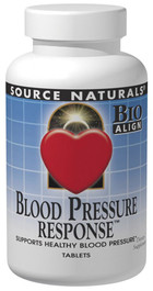 BLOOD PRESSURE RESPONSE TABLET 120 TABLETS