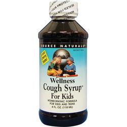 WELLNESS COUGH SYRUP™ FOR KIDS  4 SYRUP