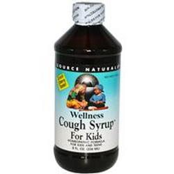 WELLNESS COUGH SYRUP™ FOR KIDS  8 SYRUP