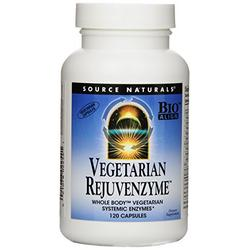 REJUVENZYME™ WHOLE-BODY™ ENZYMES VEGETARIAN BIO-ALIGNED™  120 CAPSULE