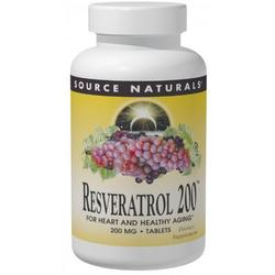 RESVERATROL 200™ 50% STANDARDIZED EXTRACT  60 TABLET