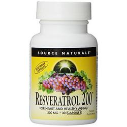 RESVERATROL 200™ 50% STANDARDIZED EXTRACT 200MG  30 CAP VEGI