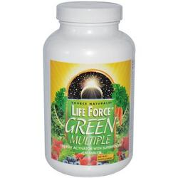 LIFE FORCE GREENS TABS 180 TABS