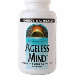 AGELESS MIND™  180 TABLET