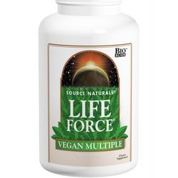 LIFE FORCE VEGAN MULTIPLE  180 TABLET
