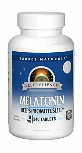 MELATONIN 10MG  120 TABLET