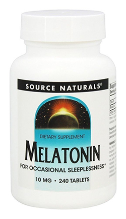 MELATONIN 10MG  240 TABLET