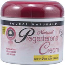 PROGESTERONE CREAM 2 OZ+ 2OZ