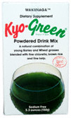 WAKUNAGA KYO GREEN POWDERED DRINK MIX 5.3 OZ