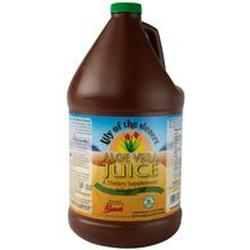 ALOE VERA JUICE WHOLE LEAF  128 OZ