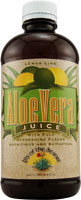 ALOE VERA JC,LEMON/LIME 32 OZ