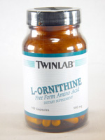 L-ORNITHINE 500 MG 100 CP