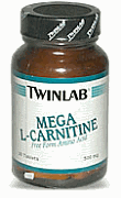 L-CARNITINE 500 MG MEGA 90 CP