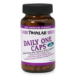 DAILY ONE CAPS WITH IRON 90 CP