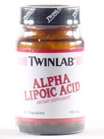 ALPHA LIPOIC ACID 100 MG 60 CP