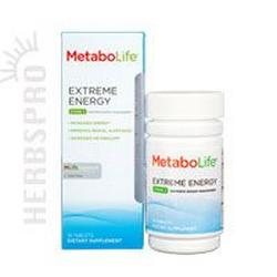 METABOLIFE EXT ENERGY TAB  50 CT