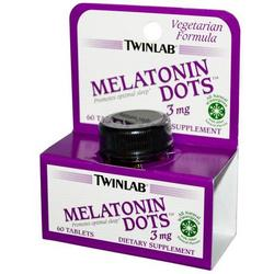 MELATONIN DOTS 3MG  60 CT