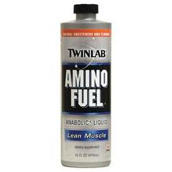 AMINO FUEL LIQUID ORANGE  16 OZ