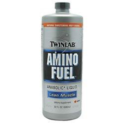 AMINO FUEL LIQUID ORANGE  32 OZ