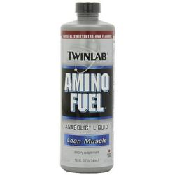 AMINO FUEL LIQUID CHERRY  16 OZ