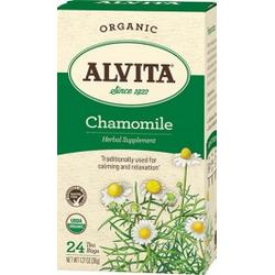 CHAMOMILE TEA ORGANIC  24 BAG