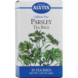 PARSLEY TEA ORGANIC  24 BAG