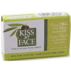 PURE OLIVE OIL BAR SOAP  1.41 OZ