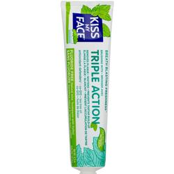 TRIPLE ACTION GEL TOOTHPASTE  3.4 OZ