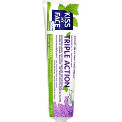 TRIPLE ACTION TOOTHPASTE  3.4 OZ