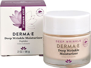 DEEP WRINKLE MOISTURIZER WITH PEPTIDES CREME 2 OZ