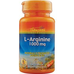 L-ARGININE 1000MG  30 TABLET