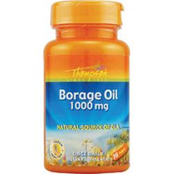 BORAGE OIL 1000MG  30 SOFTGEL