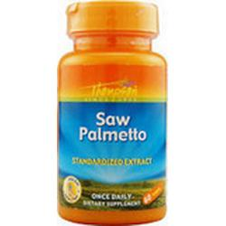 SAW PALMETTO EXTRACT 160MG  60 SOFTGEL