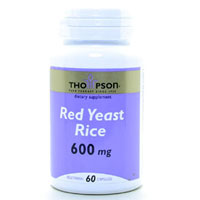 RED YEAST RICE 600MG  60 CAPSULE