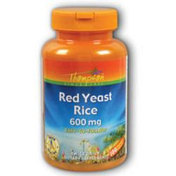 RED YEAST RICE 600MG  100 CAPSULE