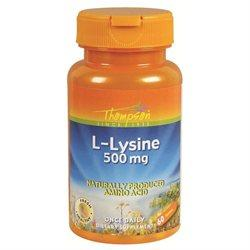 L-LYSINE 500MG  60 TABLET