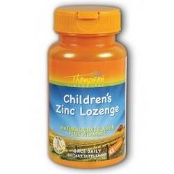 ZINC CHILDREN'S LOZENGE WITH VIT C FRUIT FLAVOR  45 LOZ