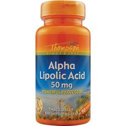 ALPHA LIPOIC ACID 250MG  60 CAPSULE