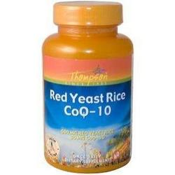 RED YEAST RICE COQ10  60 CAP VEGI