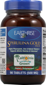 SPIRULINA GOLD PLUS  90 CAPSULE