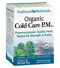 COLD CARE PM TEA 16 BG
