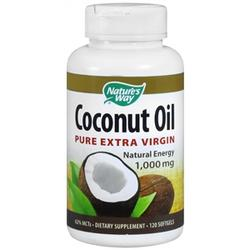 COCONUT OIL  120 SOFTGEL