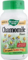CHAMOMILE FLOWERS 100 CAPS