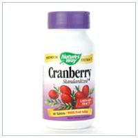 CRANBERRY EXTRACT 60 TABS