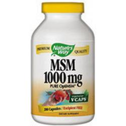 MSM 1000MG 120 VEGICAPS