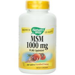 MSM 1000MG 200 VEGICAPS