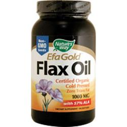 FLAX OIL 1000MG  100 SOFTGEL