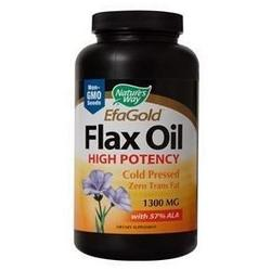FLAX SEED 1300MG 100 SOFTGELS