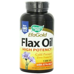 FLAX SEED 1300MG 200 SOFTGELS
